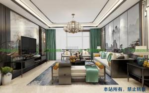 【大牌设计展】新中式——忘却身处城市中。