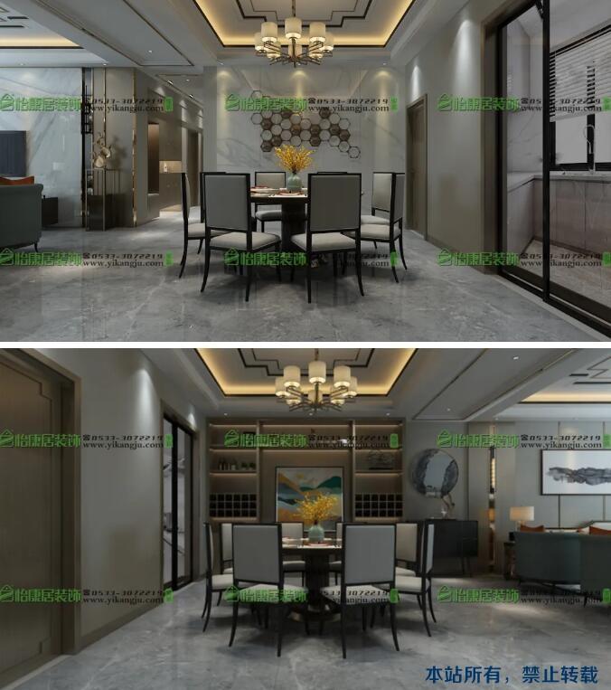 【大牌设计展】新中式风格——一个家,需要爱的模样。